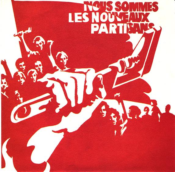 Pochette Les Nouveaux Partisans