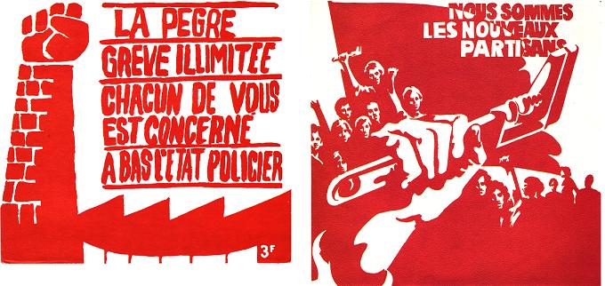 Pochette La Pègre & Les Nouveaux Partisans